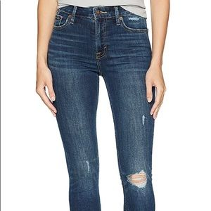 Lucky Brand Ripped Louta Skinny Jeans